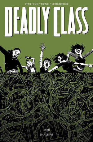 DEADLY CLASS TP #3