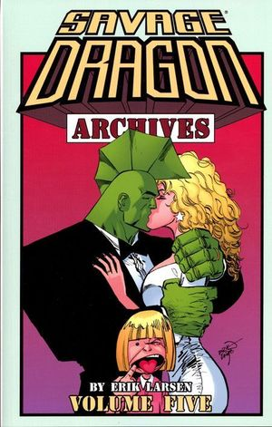 Savage Dragon Archives TP #5