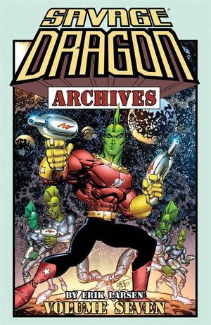 Savage Dragon Archives TP #7