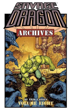 Savage Dragon Archives TP #8