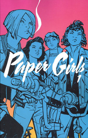 PAPER GIRLS TPB #1