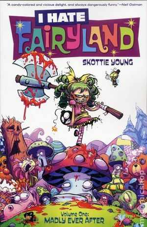 I HATE FAIRYLAND TPB