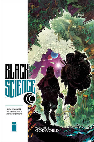 BLACK SCIENCE TP #4