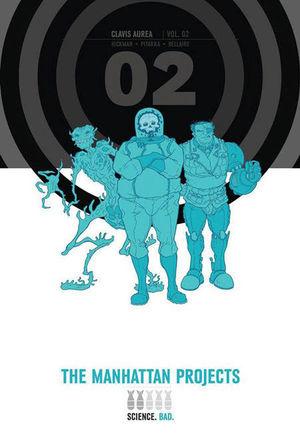 MANHATTAN PROJECTS HC #2