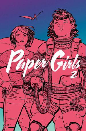 PAPER GIRLS TPB #2