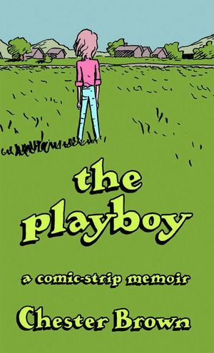 THE PLAY BOY GN #1