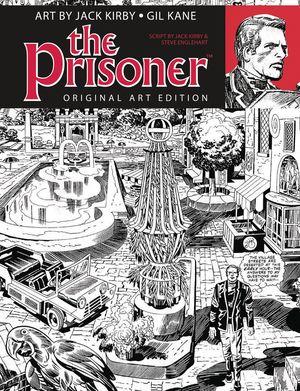 PRISONER KIRBY & KANE ARTIST EDITION HC #1