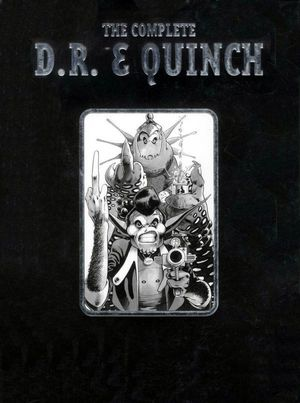 THE COMPLETE D.R. AND QUINCH HC (2004) #1