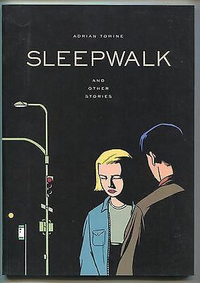 SLEEPWALK AND OTHER STORIES TPB #1