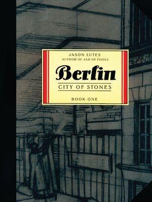 BERLIN TP BOOK 01 CITY OF STONES (MR)