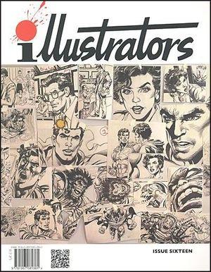 ILLUSTRATORS MAGAZINE #16