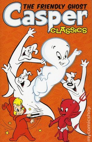 CASPER THE FRIENDLY GHOST CLASSICS TPB #1