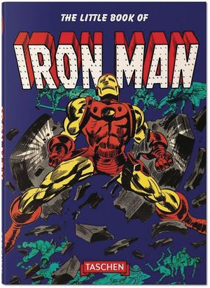 THE LITTLE BOOK OF IRON MAN (2018) #1