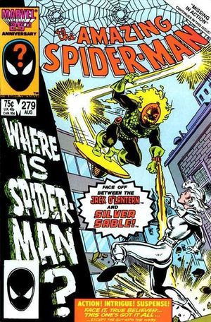 AMAZING SPIDER-MAN (1963 1ST SERIES) #279