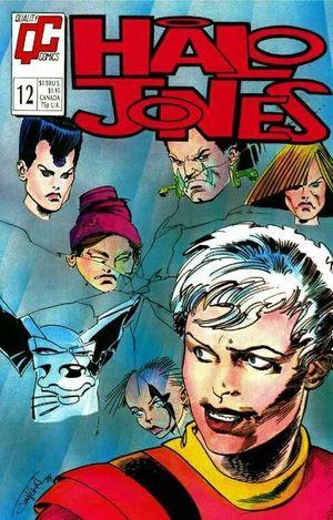 HALO JONES (1988) #12