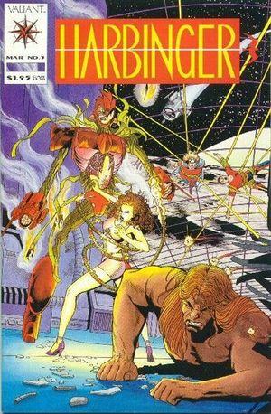 HARBINGER (1992) #3