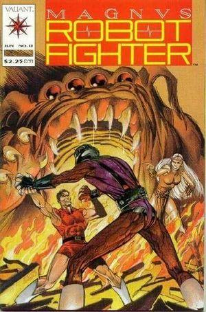 MAGNUS ROBOT FIGHTER (1991 VALIANT) #13