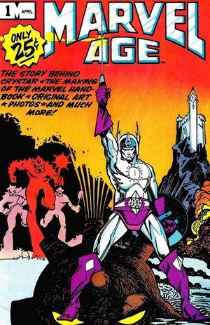 MARVEL AGE (1983) #1