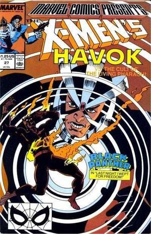 MARVEL COMICS PRESENTS (1988) #27
