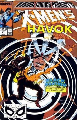MARVEL COMICS PRESENTS (1988) #27
