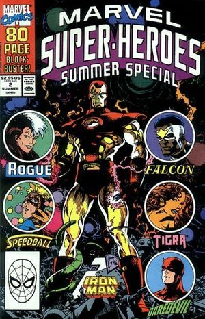 MARVEL SUPER HEROES (1990 2ND SERIES) #2