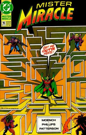 MISTER MIRACLE (1989 2ND SERIES) #15