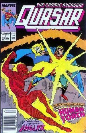 QUASAR (1989) #3