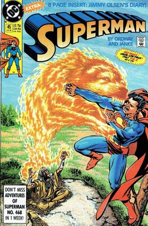 SUPERMAN (1987 2ND SERIES) #45