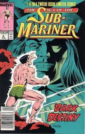 SAGA OF THE SUB-MARINER (1988) #6