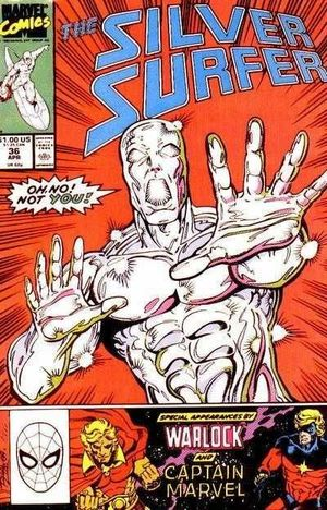SILVER SURFER (1987 2ND SERIES) #36