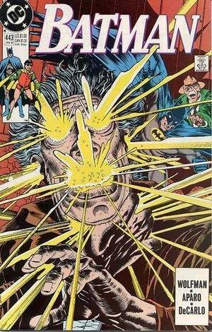 BATMAN (1940) #443