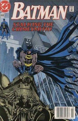 BATMAN (1940) #444