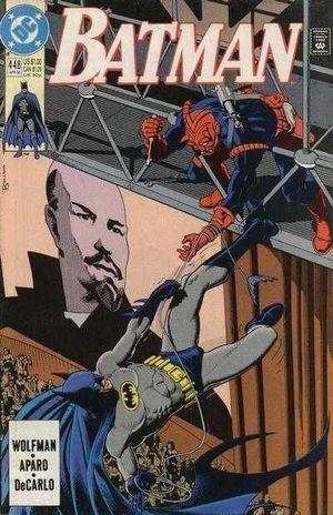 BATMAN (1940) #446