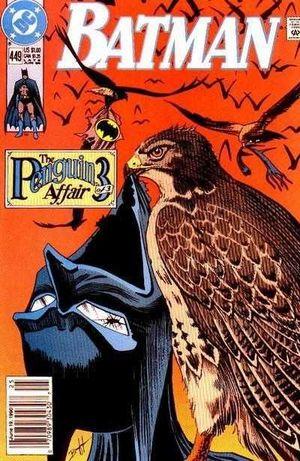 BATMAN (1940) #449