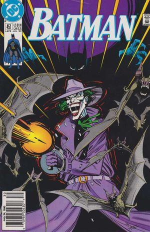BATMAN (1940) #451