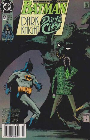 BATMAN (1940) #454