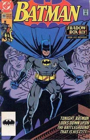 BATMAN (1940) #468