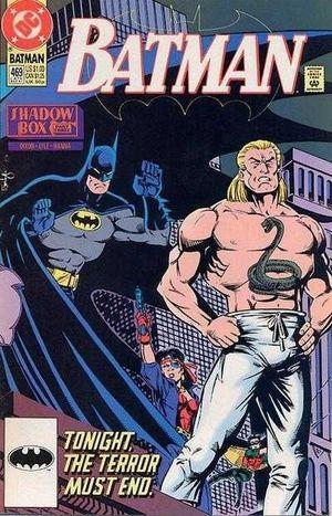 BATMAN (1940) #469
