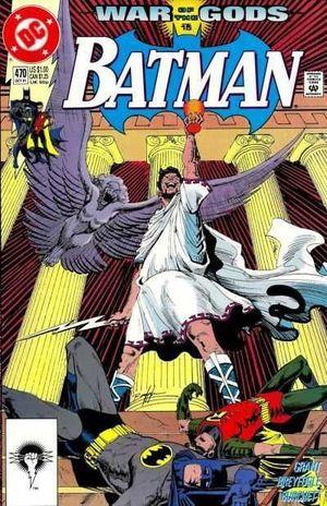 BATMAN (1940) #470