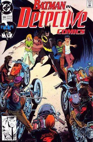DETECTIVE COMICS (1937 1ST SERIES) #614