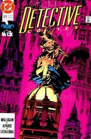 DETECTIVE COMICS (1937 1ST SERIES) #629