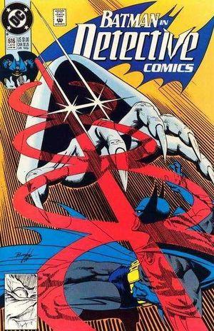 DETECTIVE COMICS (1937 1ST SERIES) #616