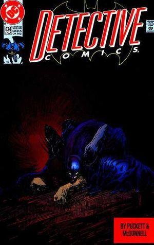 DETECTIVE COMICS (1937 1ST SERIES) #634