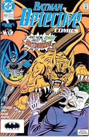 DETECTIVE COMICS (1937 1ST SERIES) #623