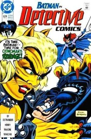 DETECTIVE COMICS (1937 1ST SERIES) #624