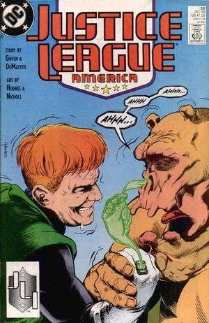 JUSTICE LEAGUE AMERICA (1987) #33