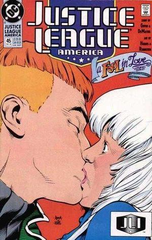 JUSTICE LEAGUE AMERICA (1987) #45