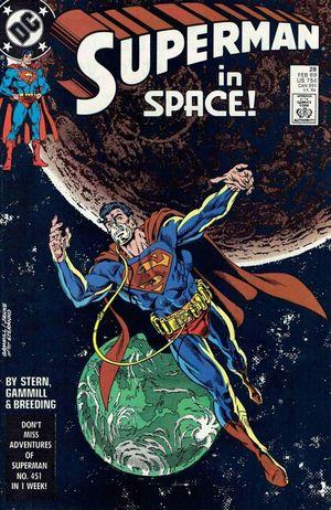SUPERMAN (1987 2ND SERIES) #28