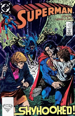 SUPERMAN (1987 2ND SERIES) #34