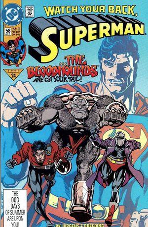 SUPERMAN (1987 2ND SERIES) #58